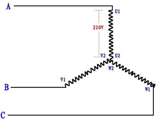 降压启动,那么,如果把三角形接法电机接成星形接法长期运行会有什么
